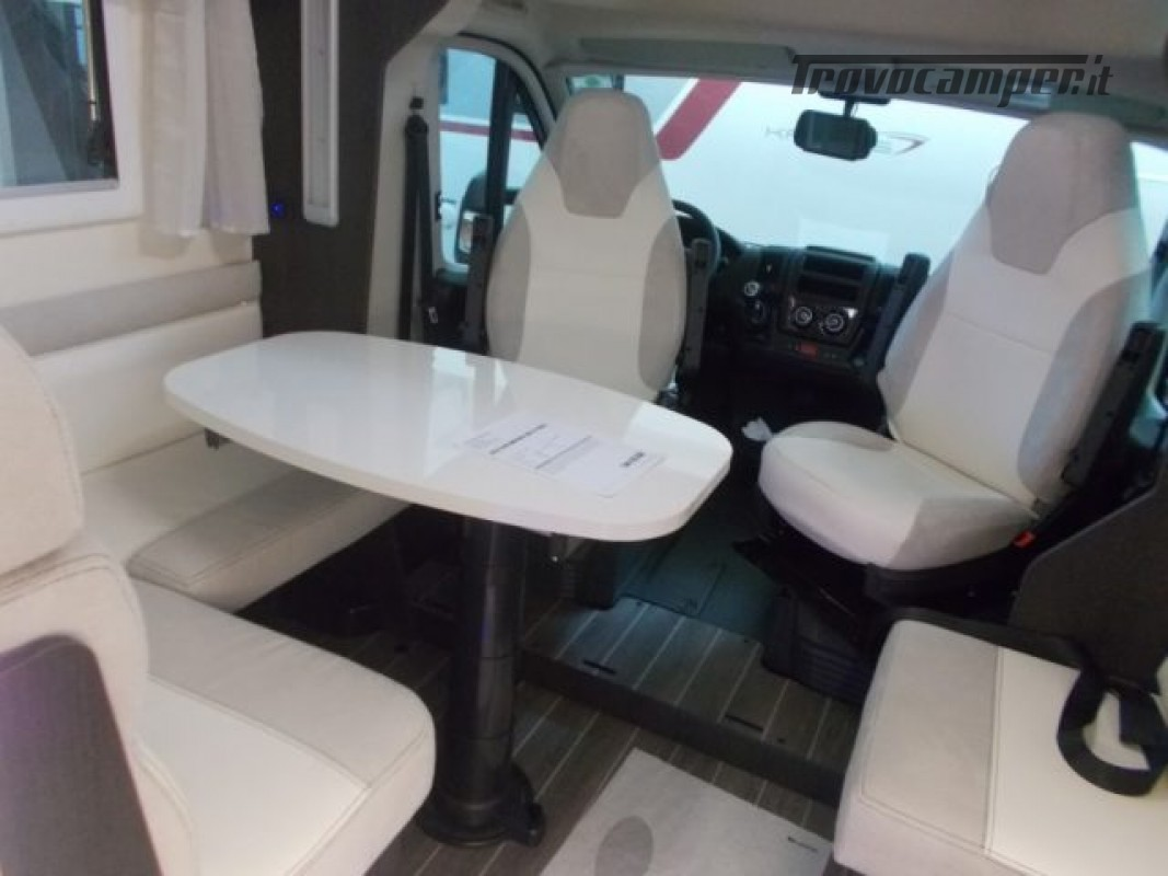 Semintegrale ROLLER TEAM kronos 285TL pronta consegna usato  in vendita a Bologna - Immagine 6