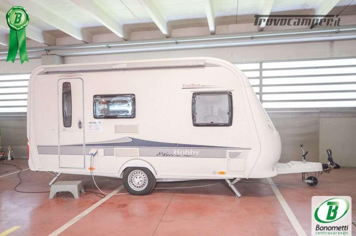 HOBBY EXCELLENT 410 SFF usato  in vendita a Vicenza - Immagine 7
