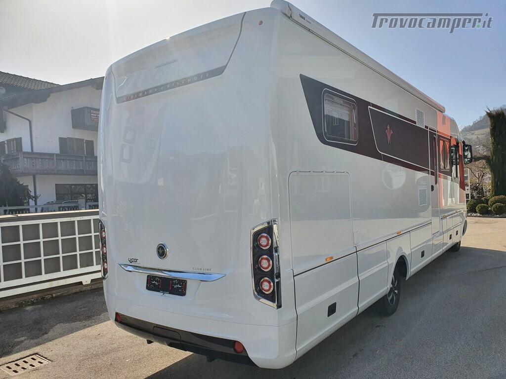 Niesmann+Bischoff Flair 920 LF nuovo  in vendita a Bolzano - Immagine 4