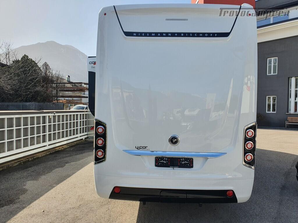 Niesmann+Bischoff Flair 920 LF nuovo  in vendita a Bolzano - Immagine 6