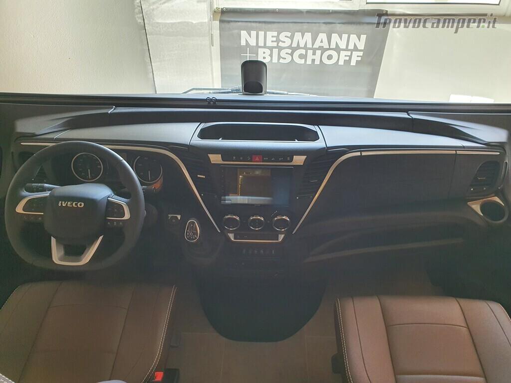 Niesmann+Bischoff Flair 920 LF nuovo  in vendita a Bolzano - Immagine 8