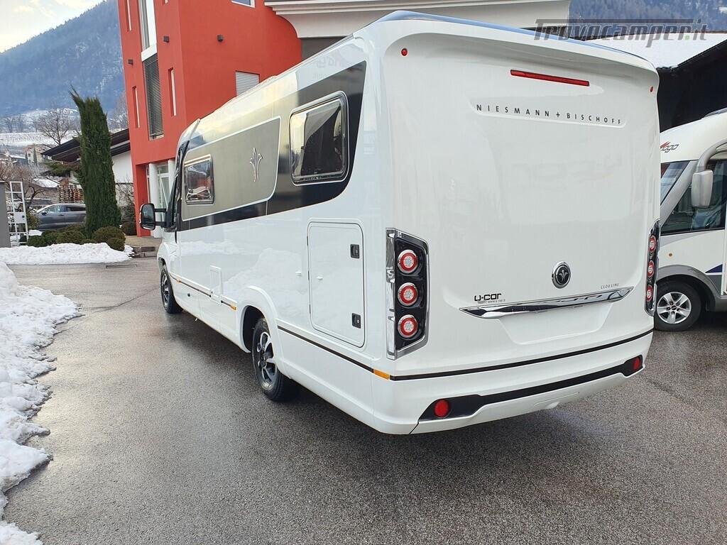 Semintegrale Niesmann+Bischoff Smove 7.4E nuovo  in vendita a Bolzano - Immagine 5