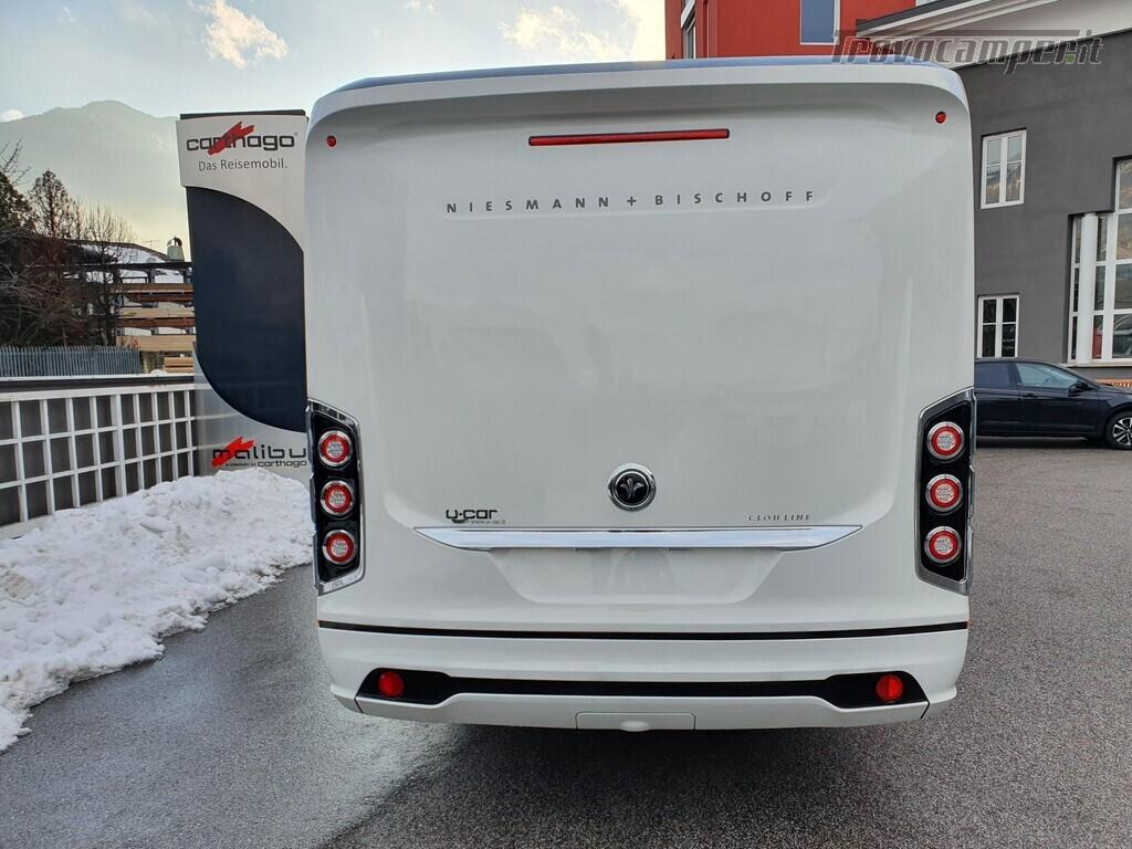 Semintegrale Niesmann+Bischoff Smove 7.4E nuovo  in vendita a Bolzano - Immagine 6