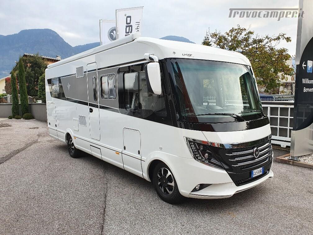 Motorhome Niesmann Bischoff Arto 79F nuovo  in vendita a Bolzano - Immagine 2
