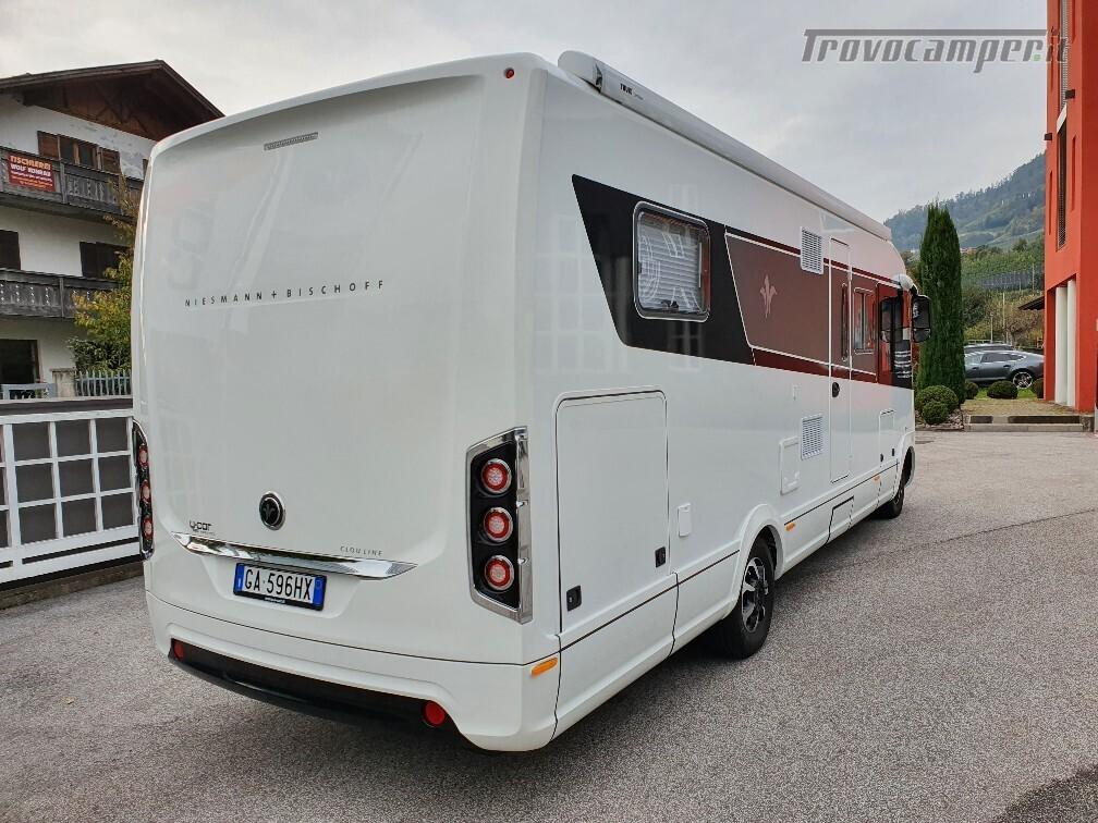 Motorhome Niesmann Bischoff Arto 79F nuovo  in vendita a Bolzano - Immagine 3