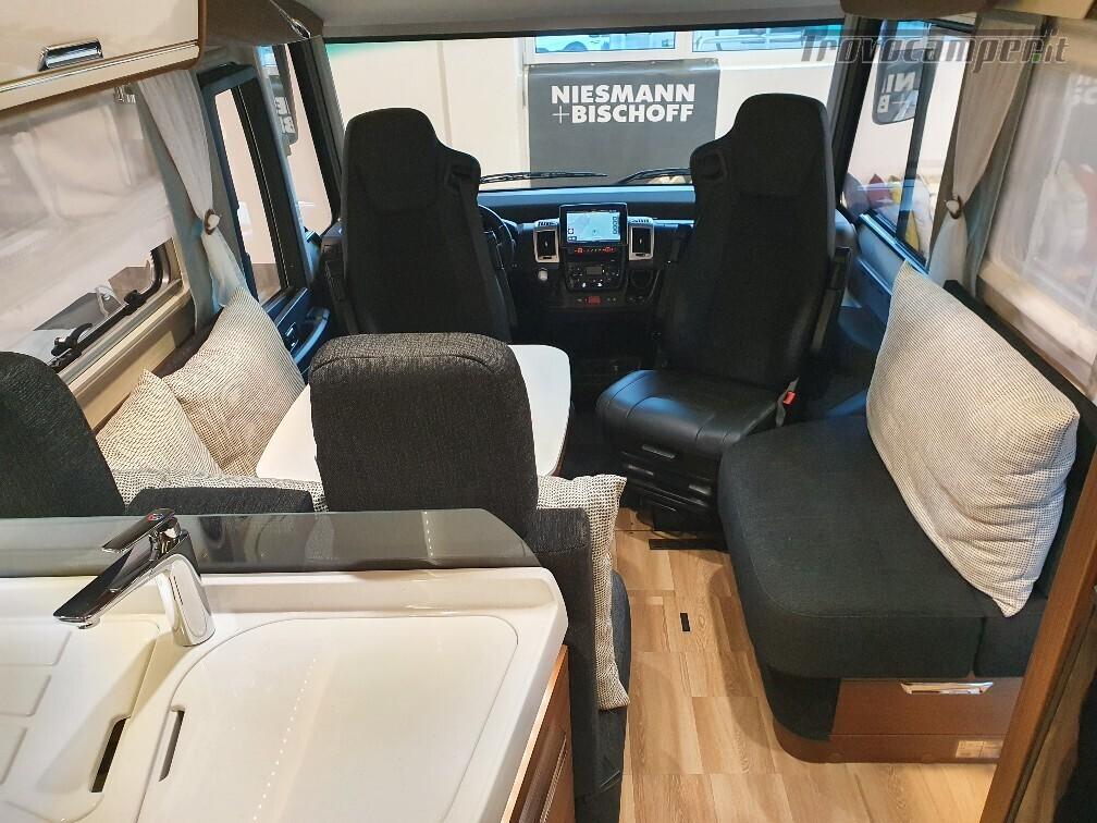 Motorhome Niesmann Bischoff Arto 79F nuovo  in vendita a Bolzano - Immagine 12