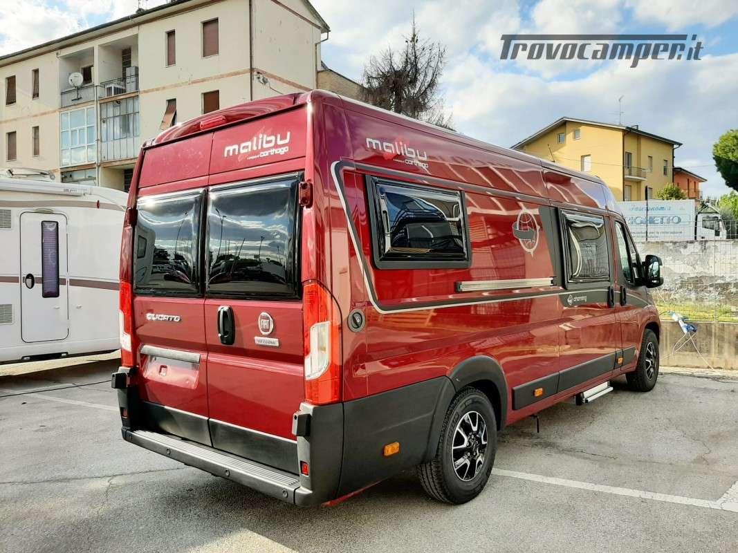 MALIBU VAN CHARMING GT SKYVIEW 640 LE RB nuovo  in vendita a Macerata - Immagine 2
