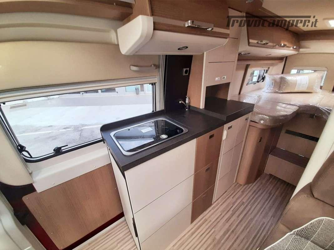 MALIBU VAN CHARMING GT SKYVIEW 640 LE RB nuovo  in vendita a Macerata - Immagine 4