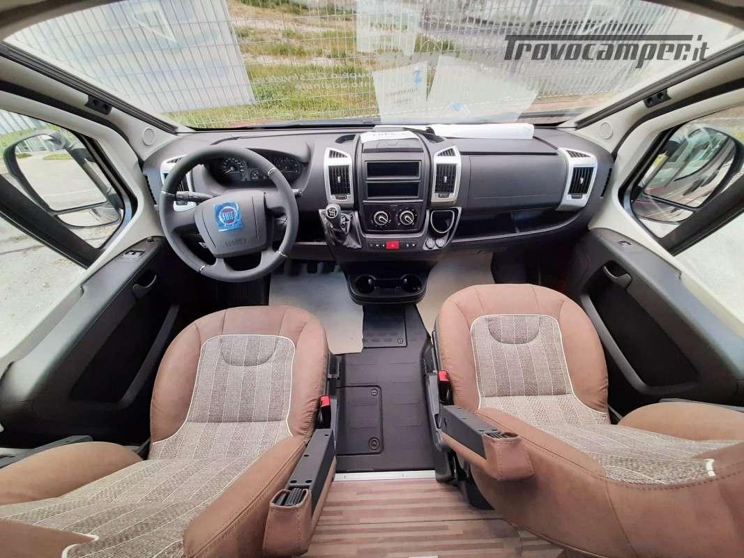 MALIBU VAN CHARMING GT SKYVIEW 640 LE RB nuovo  in vendita a Macerata - Immagine 5