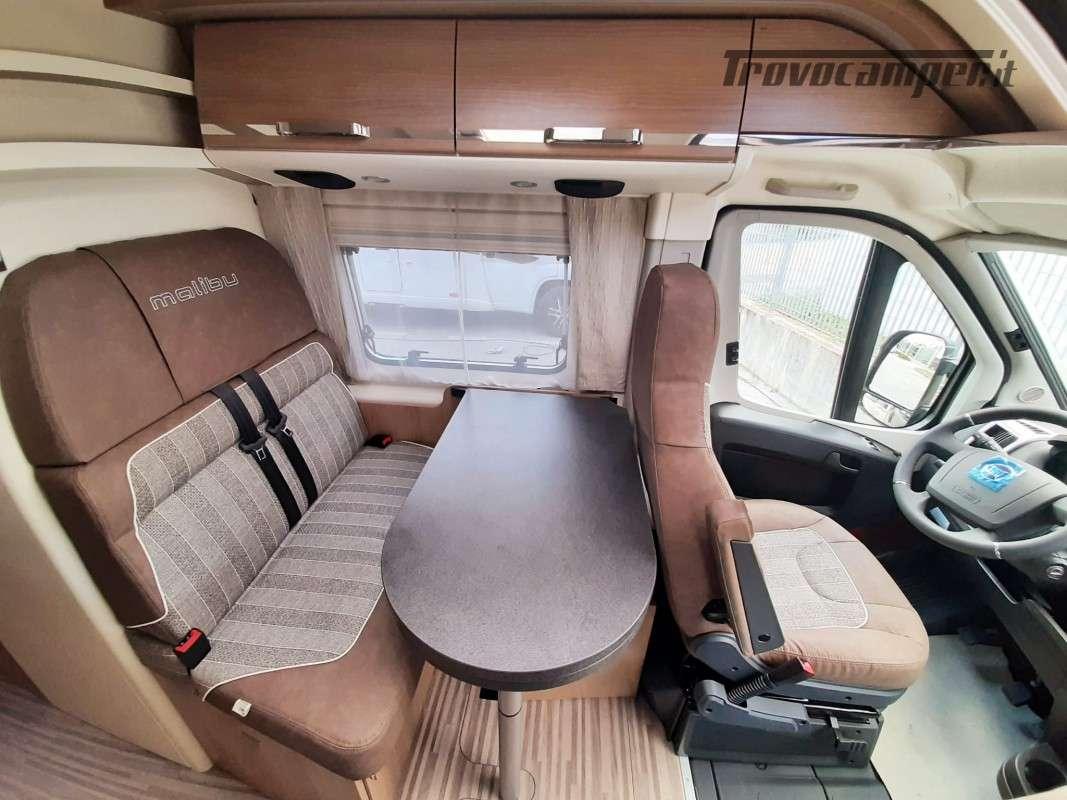 MALIBU VAN CHARMING GT SKYVIEW 640 LE RB nuovo  in vendita a Macerata - Immagine 6