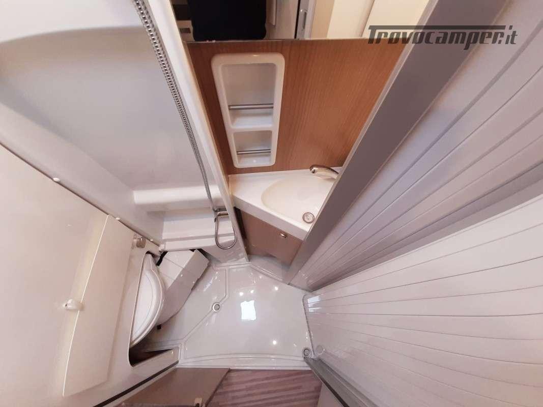 MALIBU VAN CHARMING GT SKYVIEW 640 LE RB nuovo  in vendita a Macerata - Immagine 10