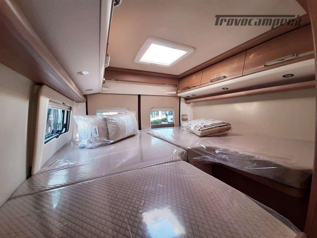 MALIBU VAN CHARMING GT SKYVIEW 640 LE RB nuovo  in vendita a Macerata - Immagine 11