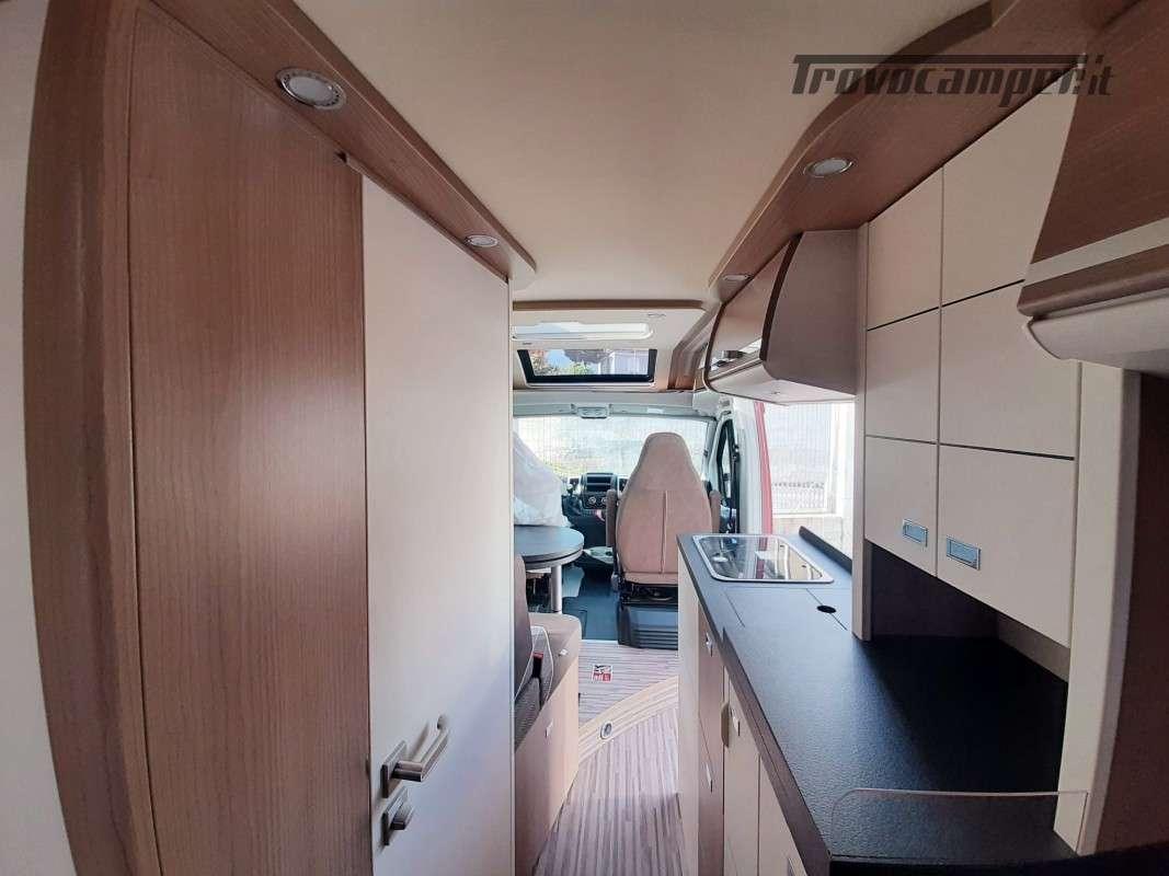 MALIBU VAN CHARMING GT SKYVIEW 640 LE RB nuovo  in vendita a Macerata - Immagine 12
