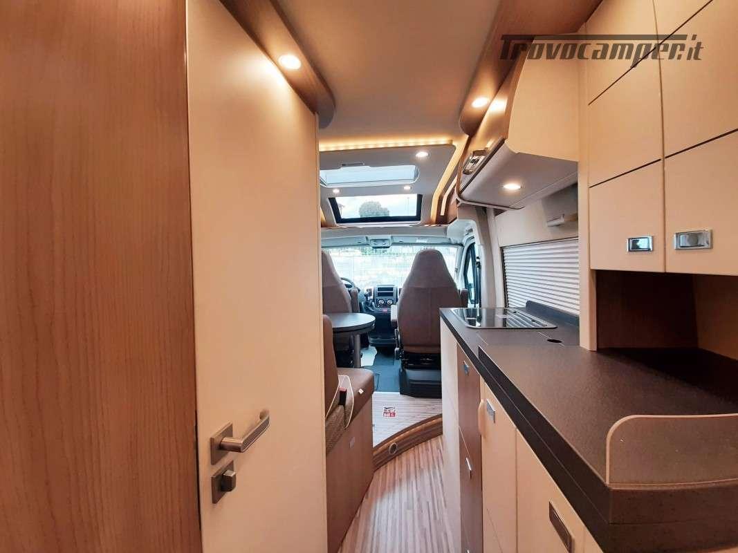 MALIBU VAN CHARMING GT SKYVIEW 640 LE RB nuovo  in vendita a Macerata - Immagine 14
