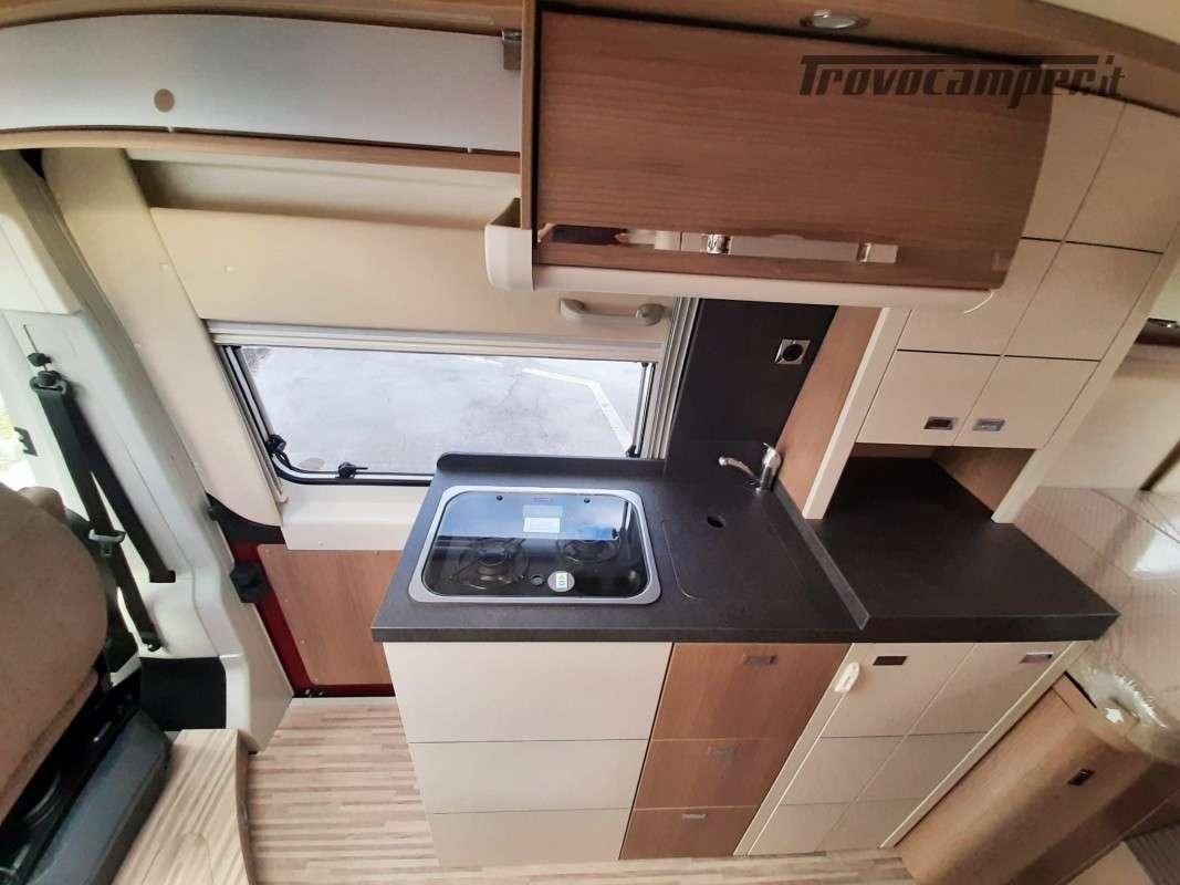 MALIBU VAN CHARMING GT SKYVIEW 640 LE RB nuovo  in vendita a Macerata - Immagine 15