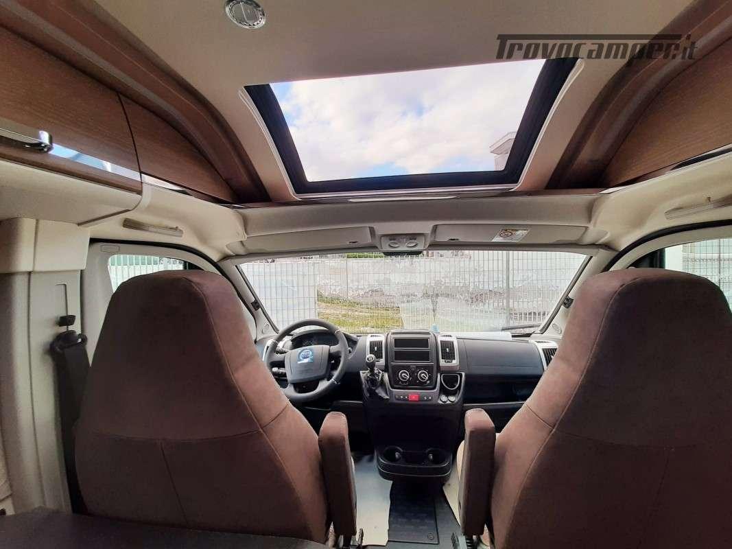 MALIBU VAN CHARMING GT SKYVIEW 640 LE RB nuovo  in vendita a Macerata - Immagine 17