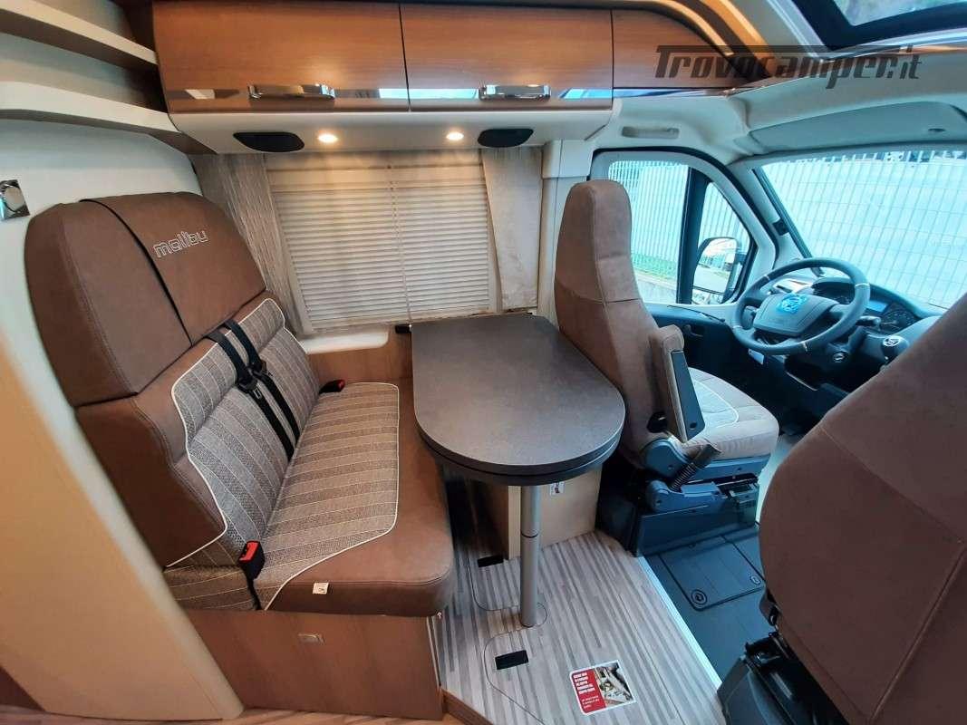 MALIBU VAN CHARMING GT SKYVIEW 640 LE RB nuovo  in vendita a Macerata - Immagine 19