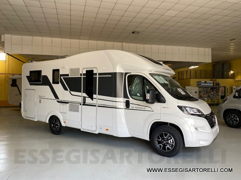 Adria New Matrix Axess M 670 SL 160 cv POWER garage gemelli basculante ultimo nuovo  in vendita a Brescia - Immagine 1