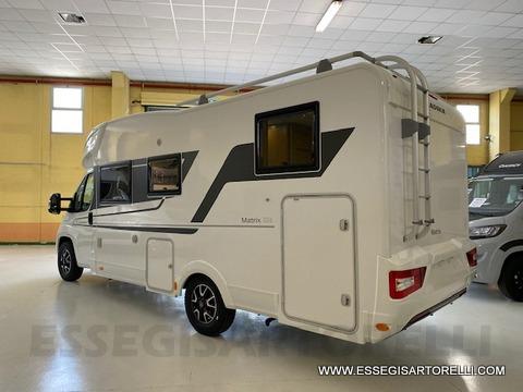 Adria New Matrix Axess M 670 SL 160 cv POWER garage gemelli basculante ultimo nuovo  in vendita a Brescia - Immagine 4