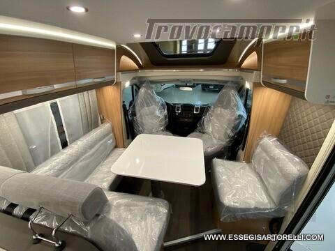 Adria New Matrix Axess M 670 SL 160 cv POWER garage gemelli basculante ultimo nuovo  in vendita a Brescia - Immagine 5