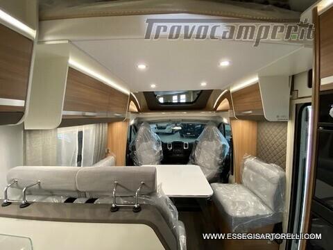 Adria New Matrix Axess M 670 SL 160 cv POWER garage gemelli basculante ultimo nuovo  in vendita a Brescia - Immagine 6