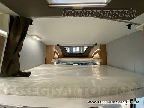 Adria New Matrix Axess M 670 SL 160 cv POWER garage gemelli basculante ultimo nuovo  in vendita a Brescia - Immagine 7