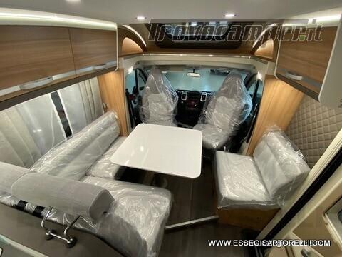 Adria New Matrix Axess M 670 SL 160 cv POWER garage gemelli basculante ultimo nuovo  in vendita a Brescia - Immagine 10