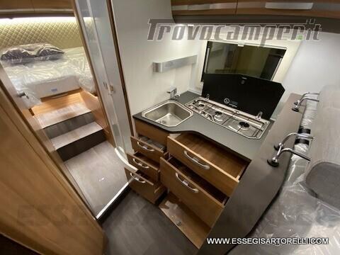 Adria New Matrix Axess M 670 SL 160 cv POWER garage gemelli basculante ultimo nuovo  in vendita a Brescia - Immagine 14