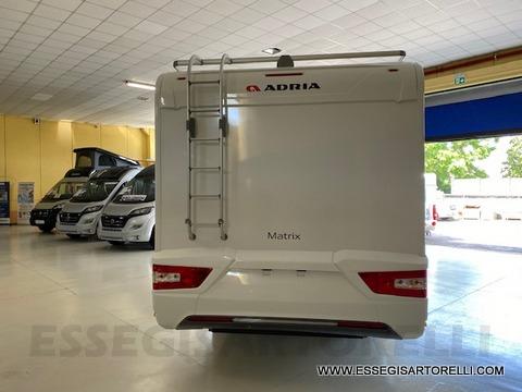 Adria New Matrix Axess M 670 SL 160 cv POWER garage gemelli basculante ultimo nuovo  in vendita a Brescia - Immagine 24