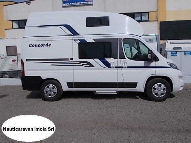 Camper puro POSSL ASSEGNATO - CONCORDE COMPACT usato  in vendita a Bologna - Immagine 11