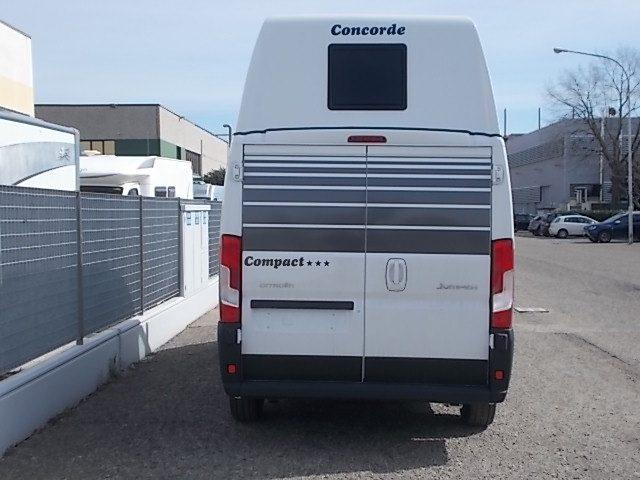 Camper puro POSSL ASSEGNATO - CONCORDE COMPACT usato  in vendita a Bologna - Immagine 27