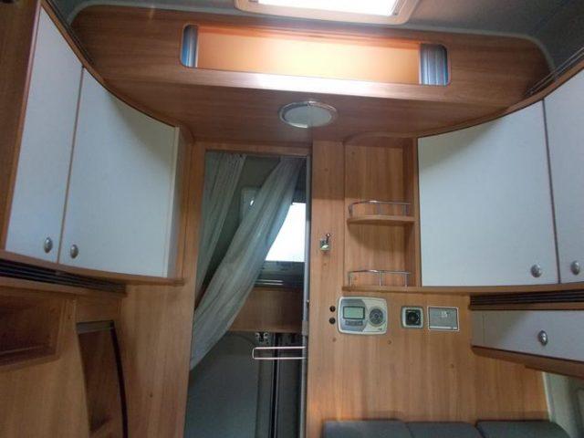 Camper puro POSSL ASSEGNATO - CONCORDE COMPACT usato  in vendita a Bologna - Immagine 37