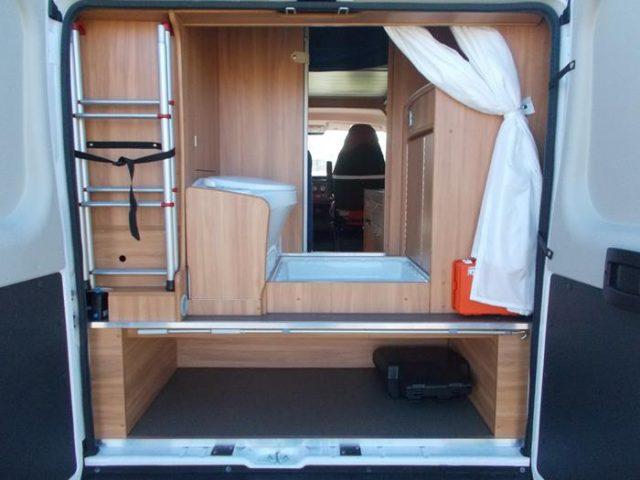 Camper puro POSSL ASSEGNATO - CONCORDE COMPACT usato  in vendita a Bologna - Immagine 44