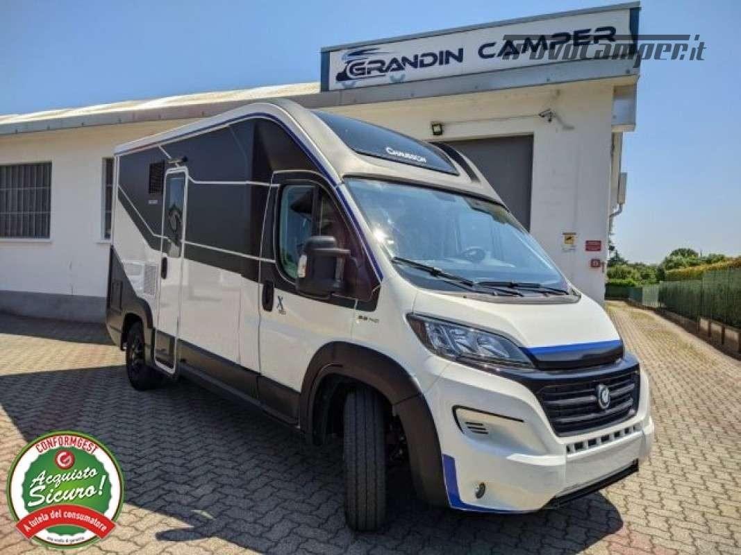 Camper puro CHAUSSON X550 nuovo  in vendita a Biella - Immagine 4