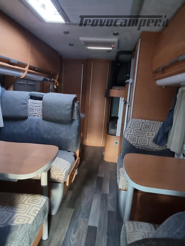 Camper mobilvetta huari 1102 -ivevo 3.0 180 cv Anno 2006  50000 km - pronto a pa nuovo  in vendita a Napoli - Immagine 6
