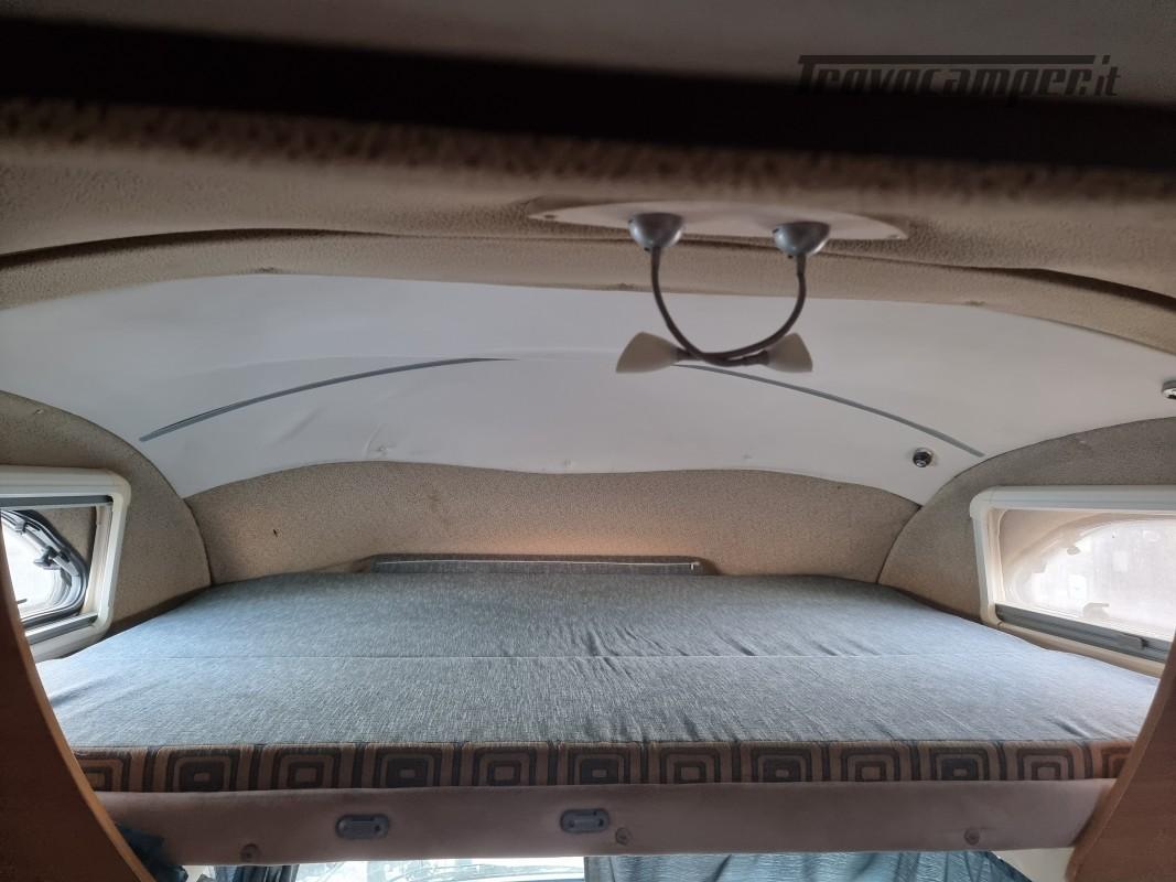 Camper mobilvetta huari 1102 -ivevo 3.0 180 cv Anno 2006  50000 km - pronto a pa nuovo  in vendita a Napoli - Immagine 10