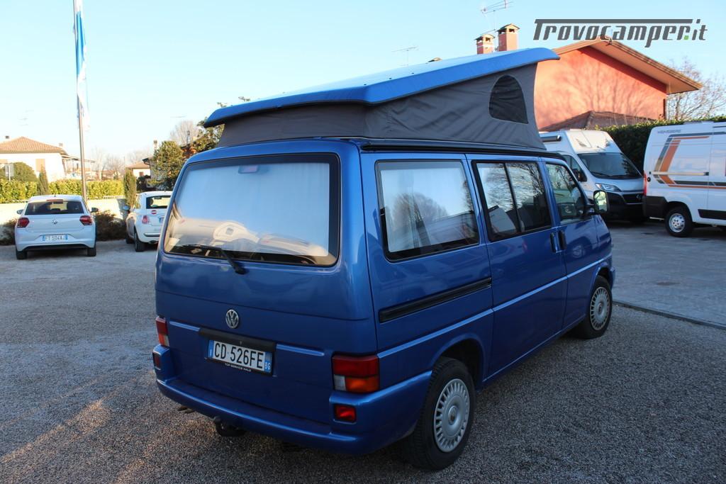 Furgonato a soffietto Wvagen California T4 usato  in vendita a Treviso - Immagine 3