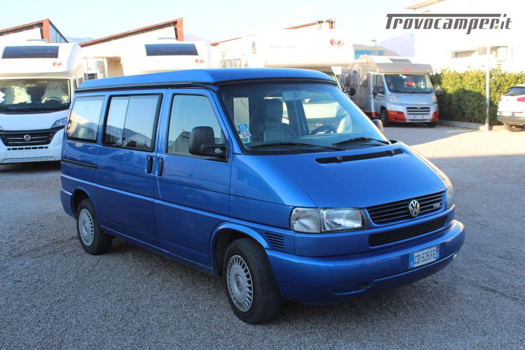 Furgonato a soffietto Wvagen California T4 usato  in vendita a Treviso - Immagine 4