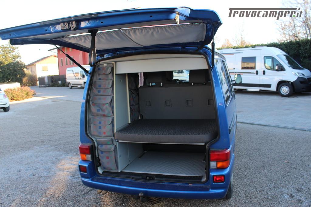 Furgonato a soffietto Wvagen California T4 usato  in vendita a Treviso - Immagine 5