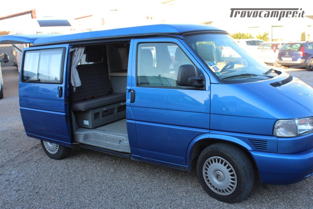 Furgonato a soffietto Wvagen California T4 usato  in vendita a Treviso - Immagine 6