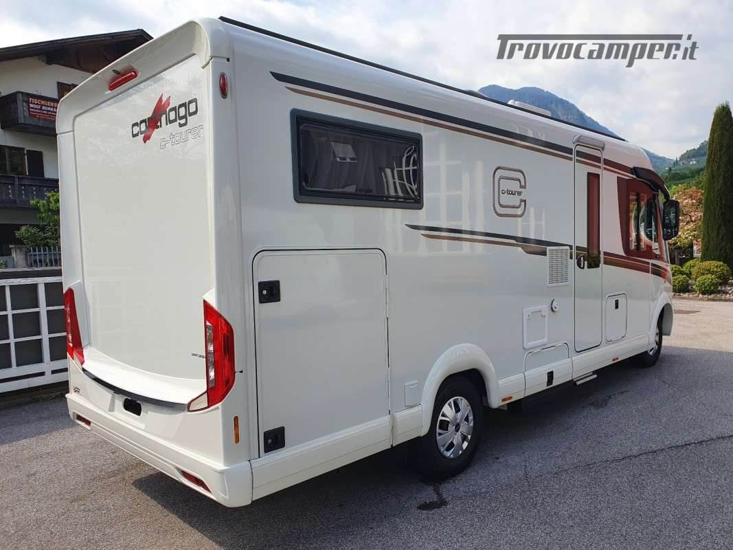 Motorhome Carthago c-tourer I 144 LE nuovo  in vendita a Bolzano - Immagine 4