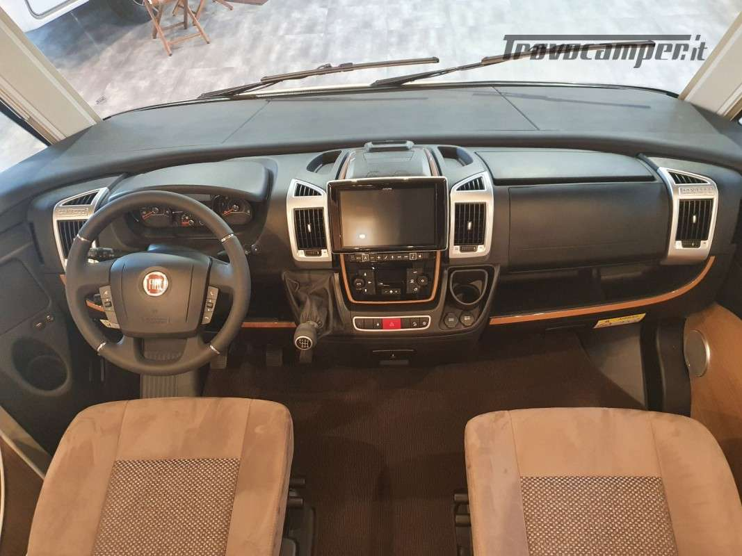 Motorhome Carthago c-tourer I 144 LE nuovo  in vendita a Bolzano - Immagine 8