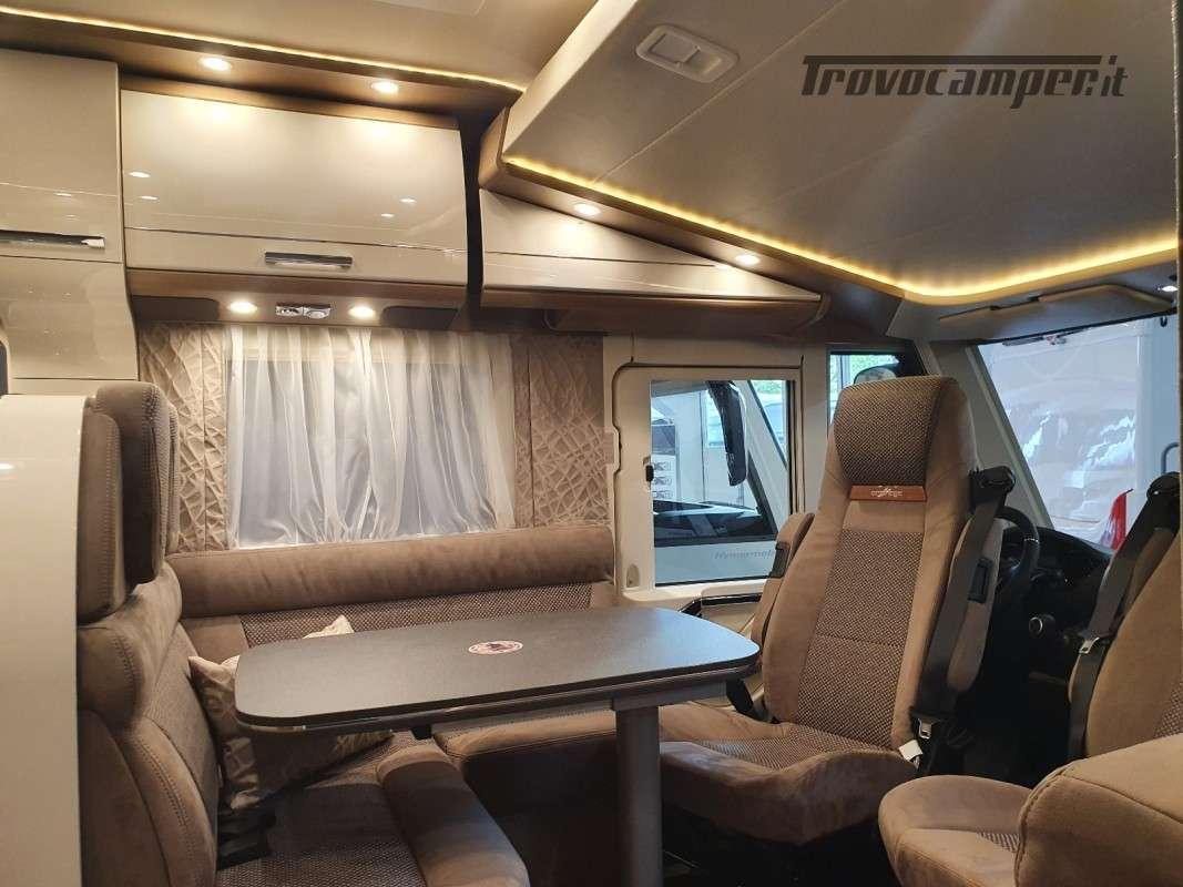 Motorhome Carthago c-tourer I 144 LE nuovo  in vendita a Bolzano - Immagine 9