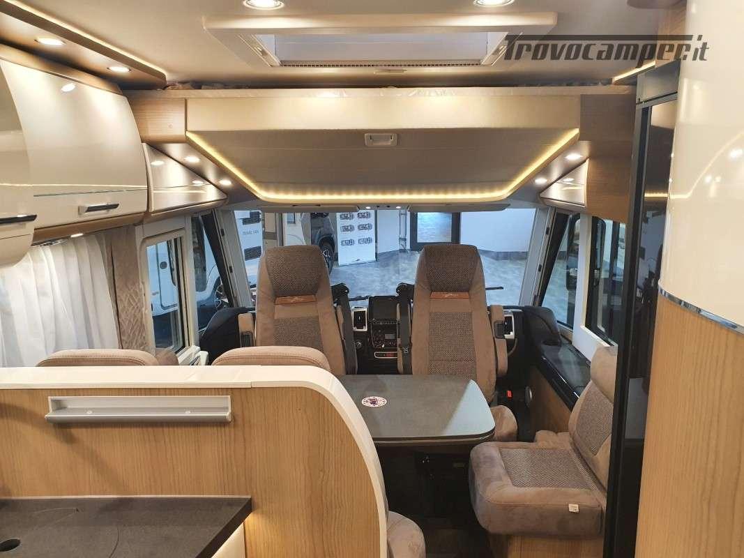Motorhome Carthago c-tourer I 144 LE nuovo  in vendita a Bolzano - Immagine 13