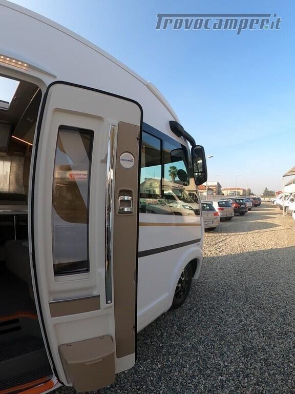EURA MOBIL INTEGRA LINE 660 EB nuovo  in vendita a Torino - Immagine 3