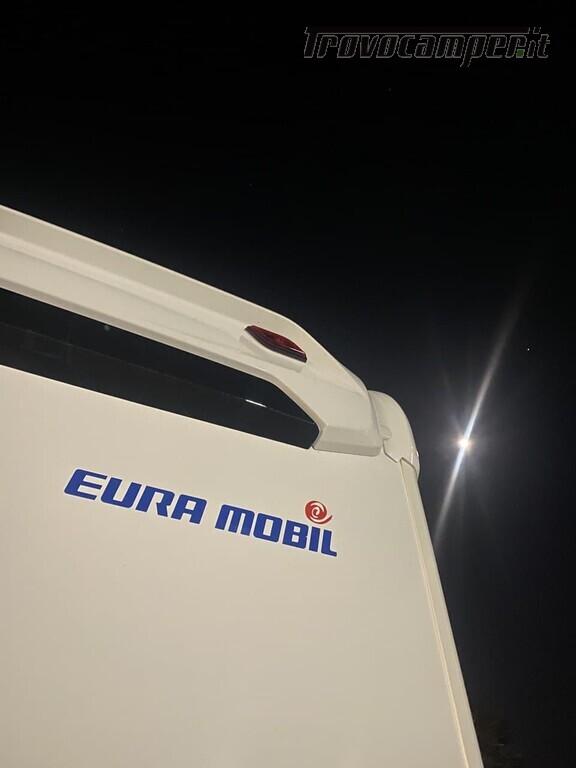 EURA MOBIL INTEGRA LINE 660 EB nuovo  in vendita a Torino - Immagine 4