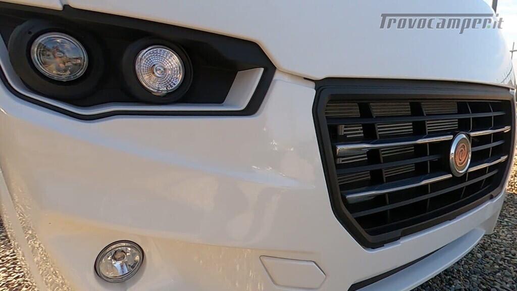 EURA MOBIL INTEGRA LINE 660 EB nuovo  in vendita a Torino - Immagine 5