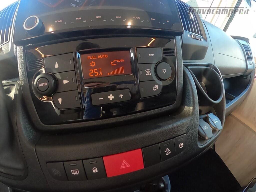 EURA MOBIL INTEGRA LINE 660 EB nuovo  in vendita a Torino - Immagine 7