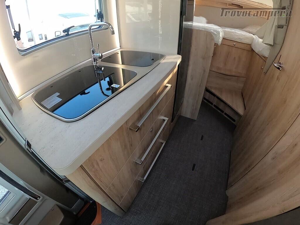 EURA MOBIL INTEGRA LINE 660 EB nuovo  in vendita a Torino - Immagine 13