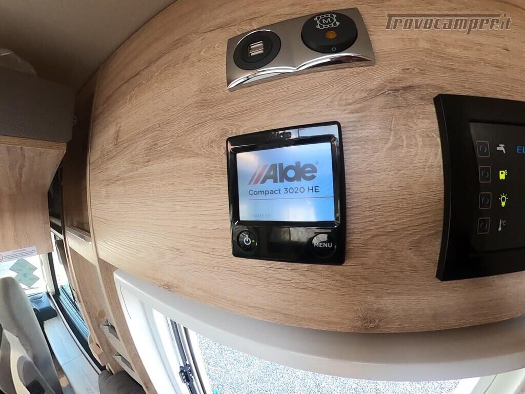 EURA MOBIL INTEGRA LINE 660 EB nuovo  in vendita a Torino - Immagine 19